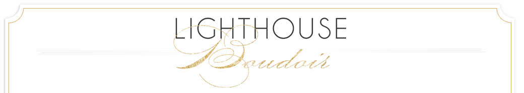 Houston Boudoir Photography | Lighthouse Boudoir by Sontera Dresch | Houston Boudoir Photographer  logo